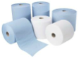 Blue Ply and Absorba Wipes