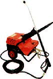 THE kpx HIGH PRESSURE SCREEN CLEANING UNIT (A25)