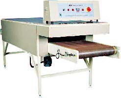 THE kpx INFRA RED CONVEYORISED DRYER : CURING SYSTEM (C13)