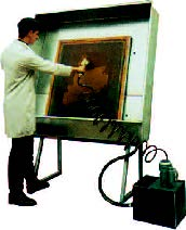 THE kpx SOLVENT SCREEN CLEANING UNIT (A23)