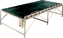 THE kpx TEXTILE TABLE (A14)