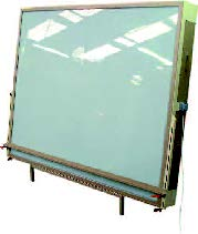 THE kpx VERTICAL LIGHT BOX (B26)